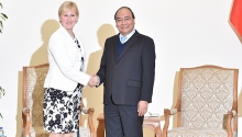 pm calls for vietnam sweden cooperation expansion