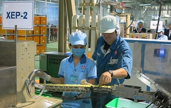 sakura color products vietnam launches factory in binh duong