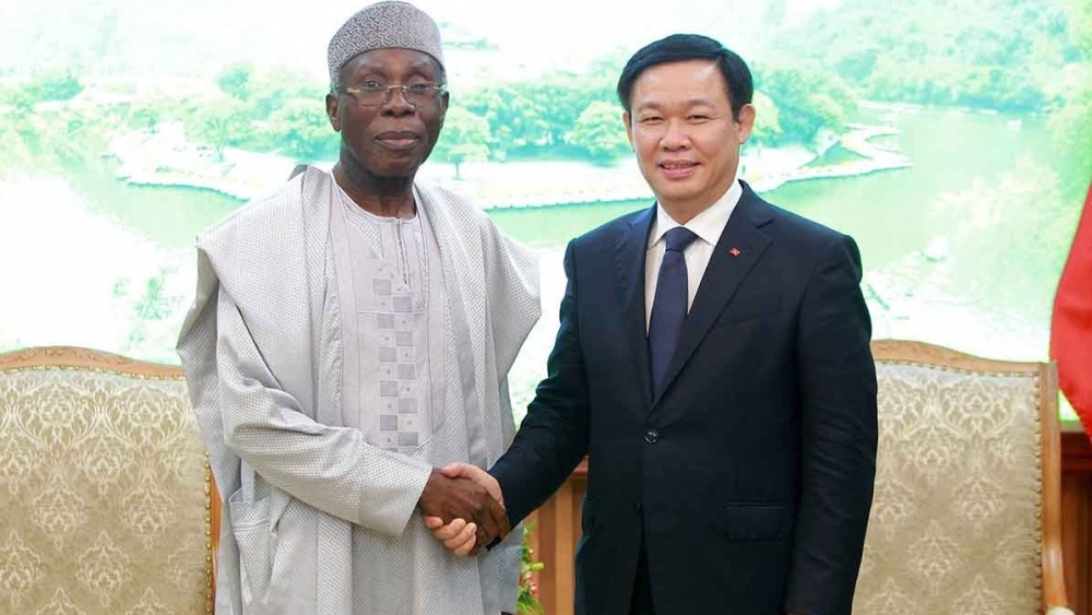 vietnam wishes to develop multifaceted ties with nigeria