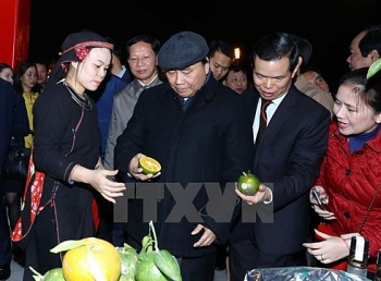 pm visits culture tourism space in ha giang province