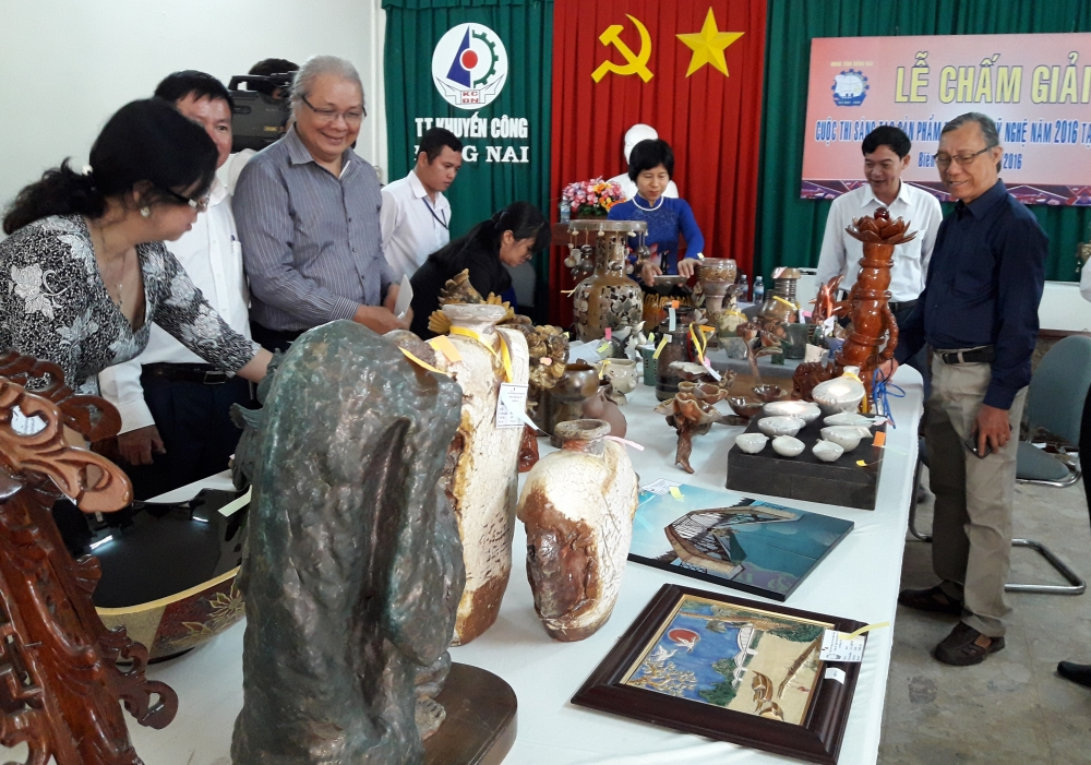 dong nai strives to revive and develop its handicrafts