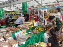 vietnam china fair promotion chance for quang ninh farm produce