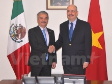 vietnam mexico boost bilateral ties