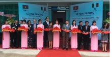 italy vietnam textile technology center opens at hcmc university of technology