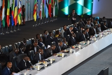 eu africa summit seeks jobs stability for exploding population