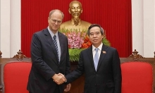 vietnam values traditional ties with germany official