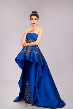 ngoc huyen to compete at miss model of the world 2018