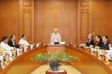 top leader stresses strategic level personnel planning