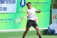 vietnams top tennis player becomes runner up at vietnam f5 futures