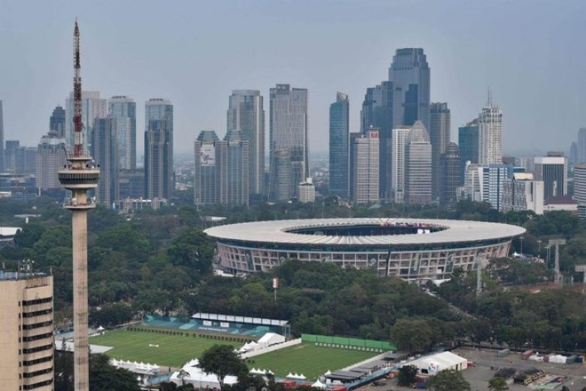 indonesias gdp growth slows down in q3