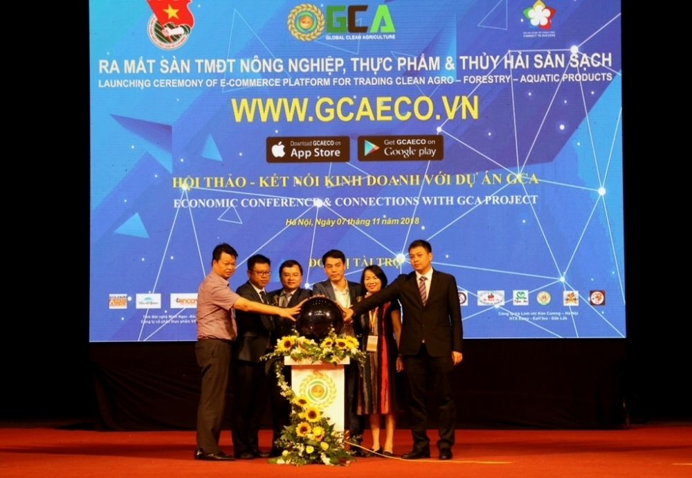 electronic trading platform for clean agricultural products makes debut