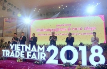 trade fair to enhance vietnam cambodia cooperation