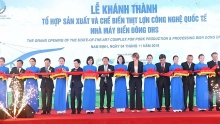 pork processing complex inaugurated in nam dinh