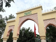 gate renovated to strengthen vietnam morocco friendship