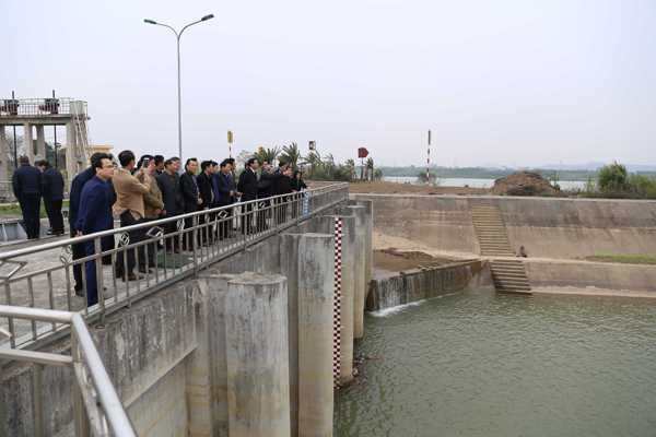 multi billion usd irrigation plan approved for tay nguyen
