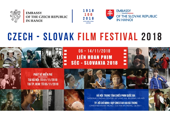 first czech slovak film festival opens in hanoi