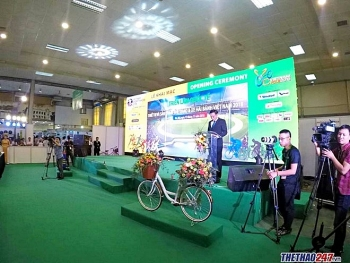 vietnam cycle 2018 introduces latest motorbike bicycle models