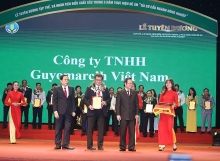 neovia vietnam receives the title enterprise for farmers