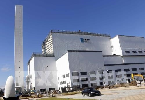 vietnams first waste to power plant to be officially operational in november