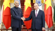 vietnam india look to lift comprehensive strategic partnership