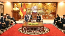hanoi welcomes german investment