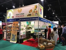 vietnamese firms win contracts at private label show
