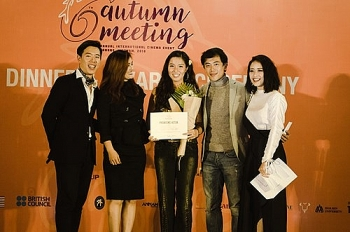 film by young vietnam director wins top prize at autumn meeting