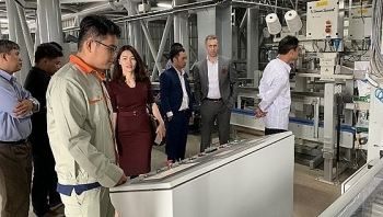 automatic feed mill inaugurated in long an