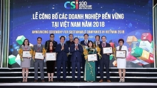 top 100 sustainable companies in vietnam honored
