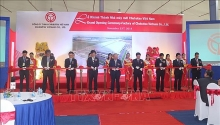 japanese invested plant inaugurated in ha nam