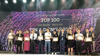 top 100 products services chosen by consumers awarded