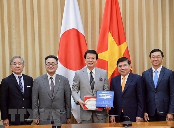ho chi minh city willing to welcome japanese enterprises from chiba prefecture