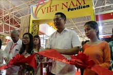 vietnam day shines at 2019 havana international trade fair