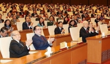 eleven laws codes adopted at na 8th session