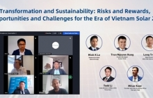 virtual vietnam solar expo attracts numerous attendees