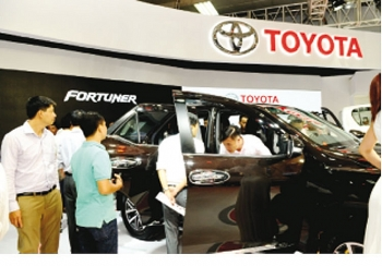 2016 vietnam auto market deluge of new models