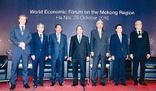 acmecs 7 clmv 8 wef mekong focusing on economic connectivity