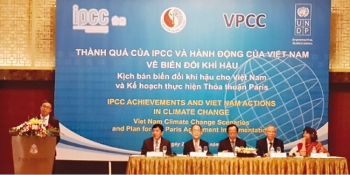 vietnam actively responds to climate change
