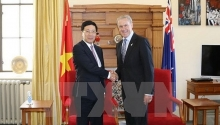 vietnam new zealand look to stronger economic ties