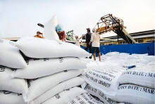 breaking down barriers to rice exports