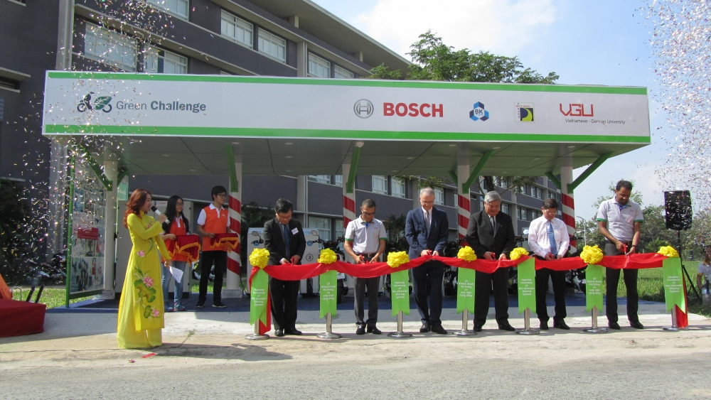 escooter sharing system launched in vietnam green mobility for a sustainable city life