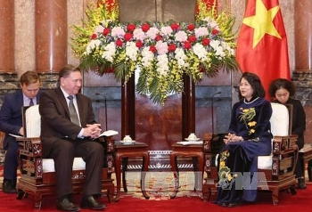 vietnam welcomes projects from russia vice president