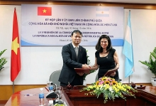 vietnam argentina trade reaches 242 billion usd in 10 months