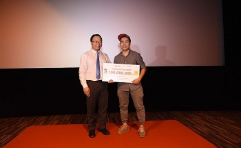 city director wins short film contest on traffic safety