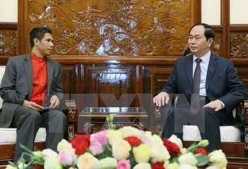 president urges enhanced cooperation with timor leste