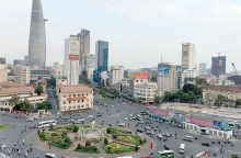 hcmc property market attracts investors