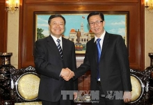 hcm city expects further investment from chinas dalian city