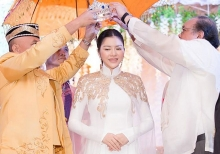 ly nha ky appointed princess of asia and vietnam