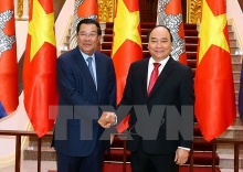 vietnam cambodia want to consolidate ties