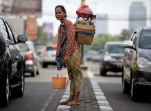 indonesian finance minister economic growth reduces inequality